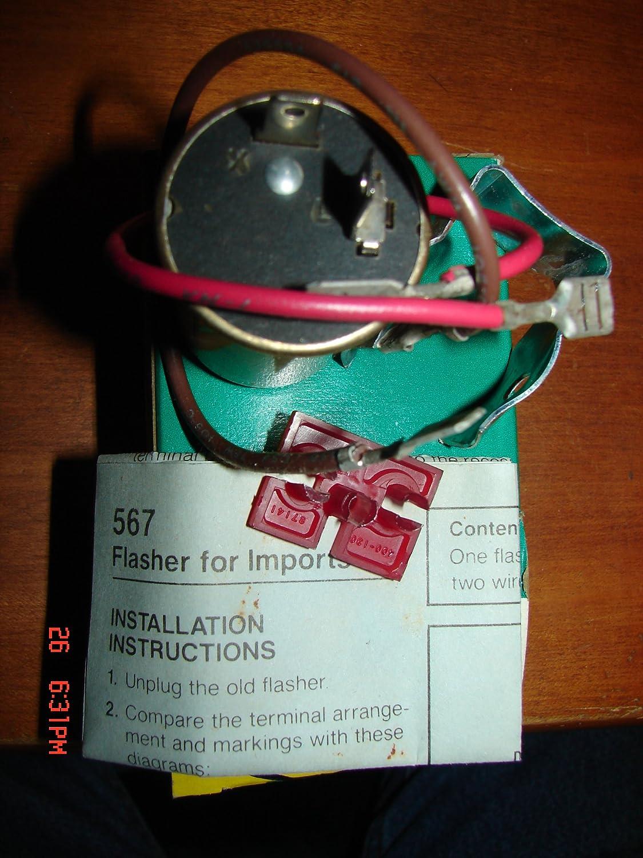 Borg Warner FC552 Flasher
