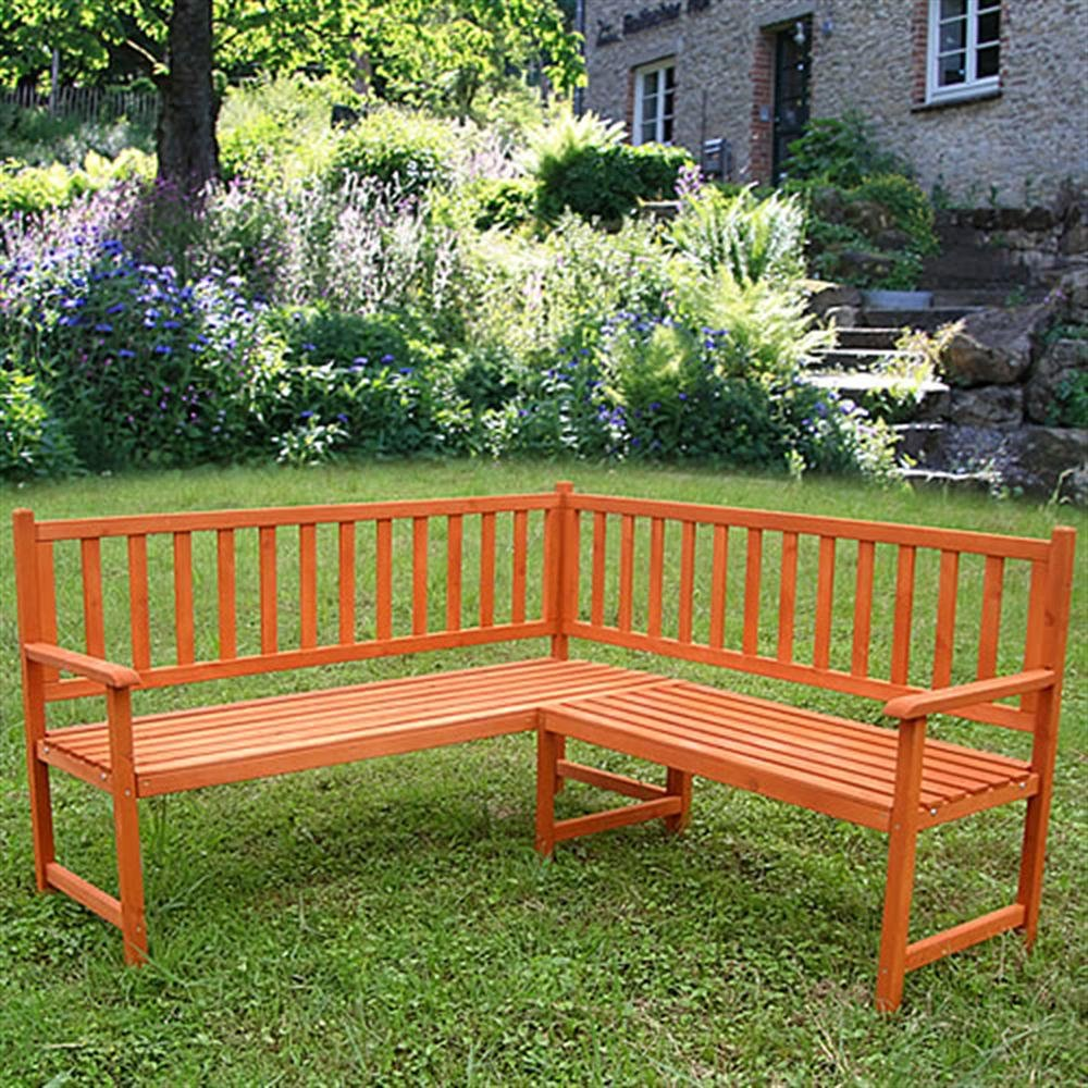 Blickfang Eckbank Terrasse Sammlung Von Concept.de: Melko® Gartenbank Sitzbank, Aus Holz, 149