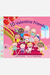 10 Valentine Friends Kindle Edition