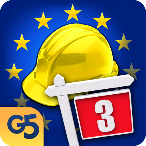 Build-a-lot 3: Passport to Europe from G5 Entertainment AB