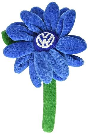 Bleu Vw Fleur Bleu Moyen 10 Cm Gerbera Vw Beetle Universel