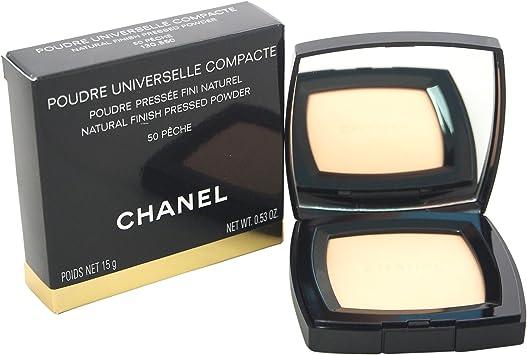 CHANEL Poudre Universelle Compacte polvo facial 1 - Polvos faciales (Universal, Peche, Paleta, Mate, Natural, Radiante, Polvo compacto, Mujeres): Amazon.es: Belleza