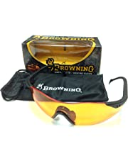 Browning Claybuster Shooting Safety Glasses Clays Trap Hunting 12794