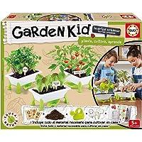 Educa Borrás- Garden Kid Tomate, Lechuga y Rúcula