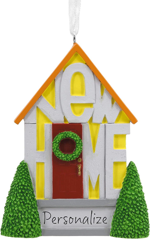 Hallmark Personalized Christmas Ornament, New Home