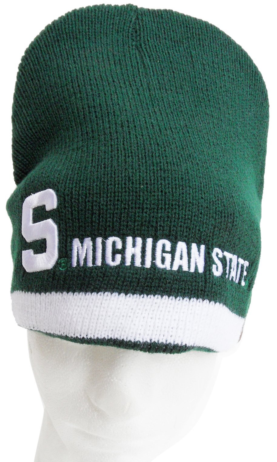 NCAA Michigan State Spartans Men's University Reversible Knit Hat