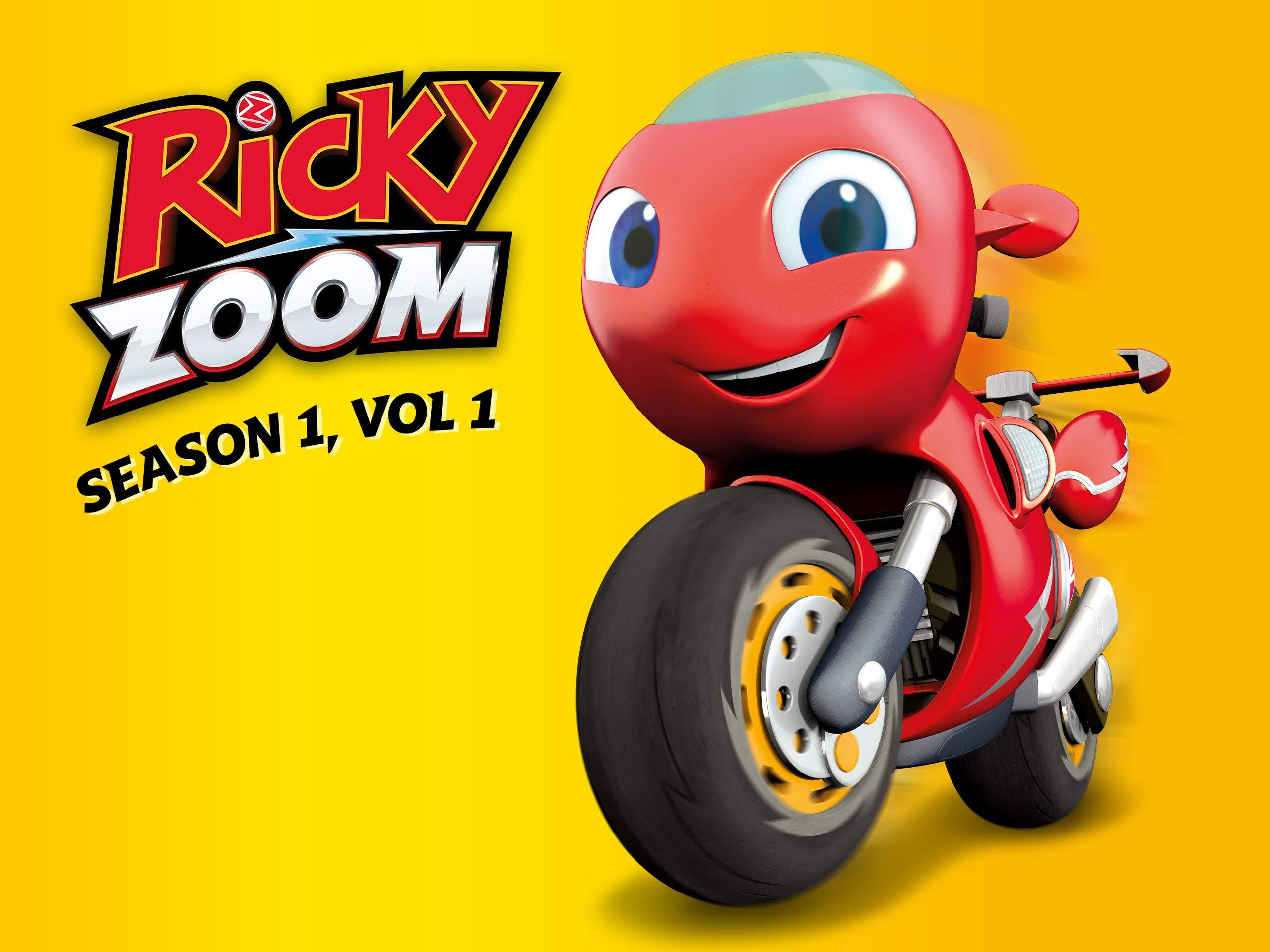 Ricky Zoom