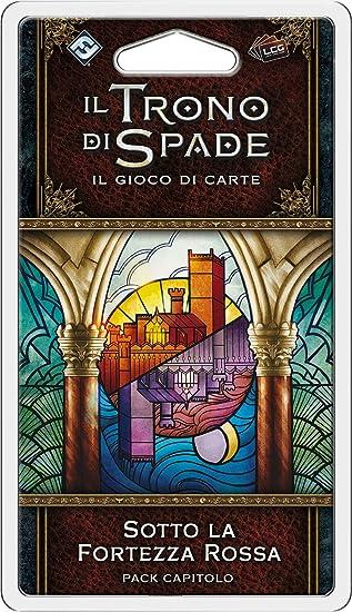 Asmodee Italia - Juego de Tronos LCG 2nd expansión bajo la ...