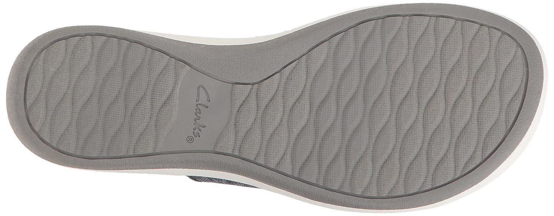 Clarks Womens Arla Jacory Wedge Sandal