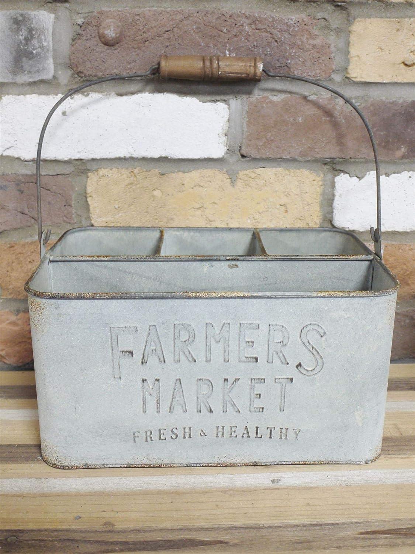 Black Country Metal Works Traditional Farmers Market Bottle Holder