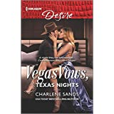 Vegas Vows, Texas Nights (Boone Brothers of Texas Book 3)