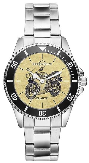Regalo para Yamaha YZF-R1 Motocicleta Fan Conductor Kiesenberg Reloj 20416