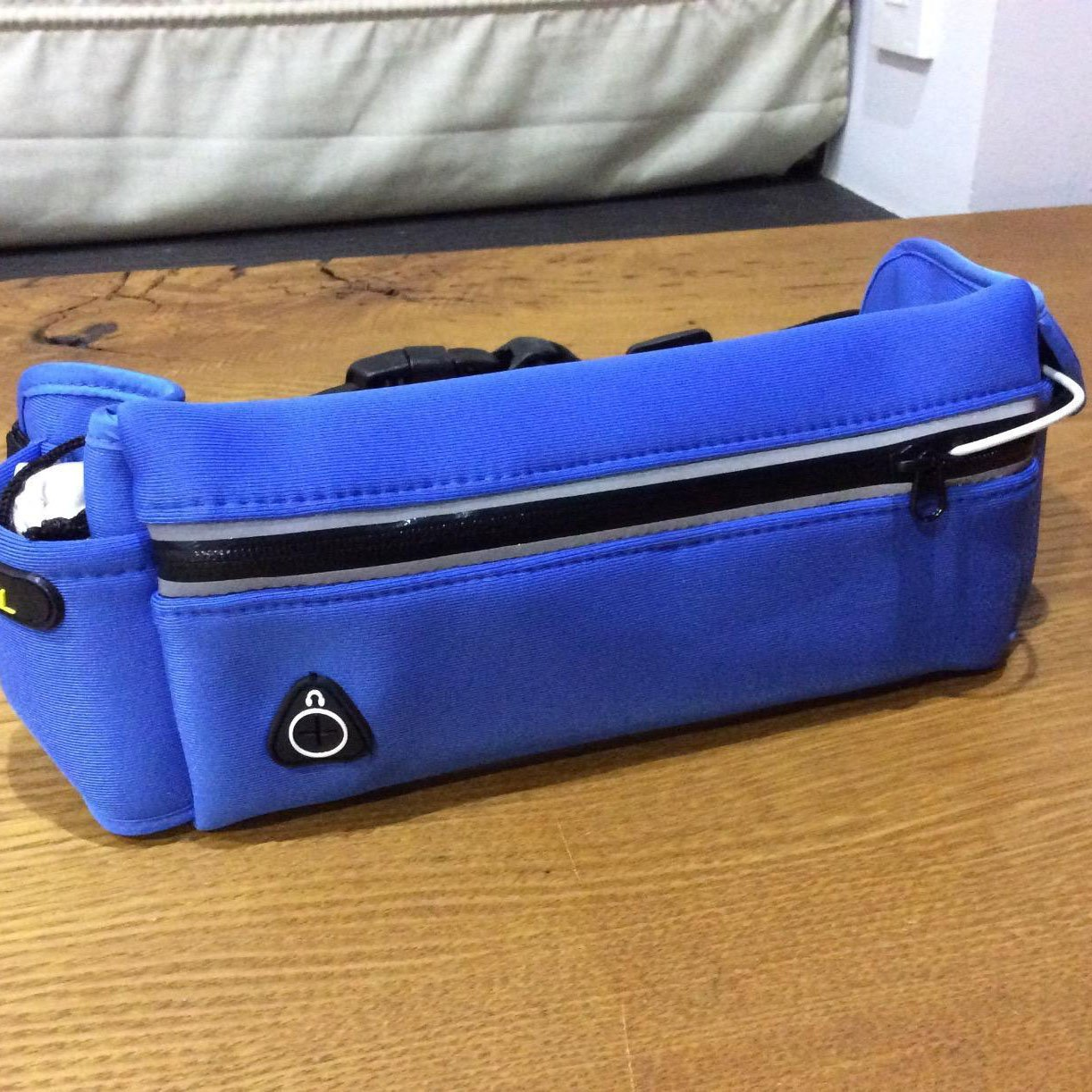 Aoming Running Waist Pack Fanny Pack Running Belt Multi-Function Compact for Carrying All Your Necessities with Eyelet for Earphone Aoming Sports FBA/_5170519