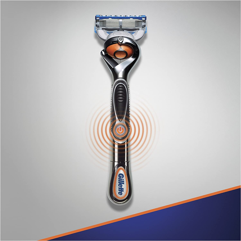 Gillette Fusion 5 ProGlide Maquinilla de afeitar con tecnología ...