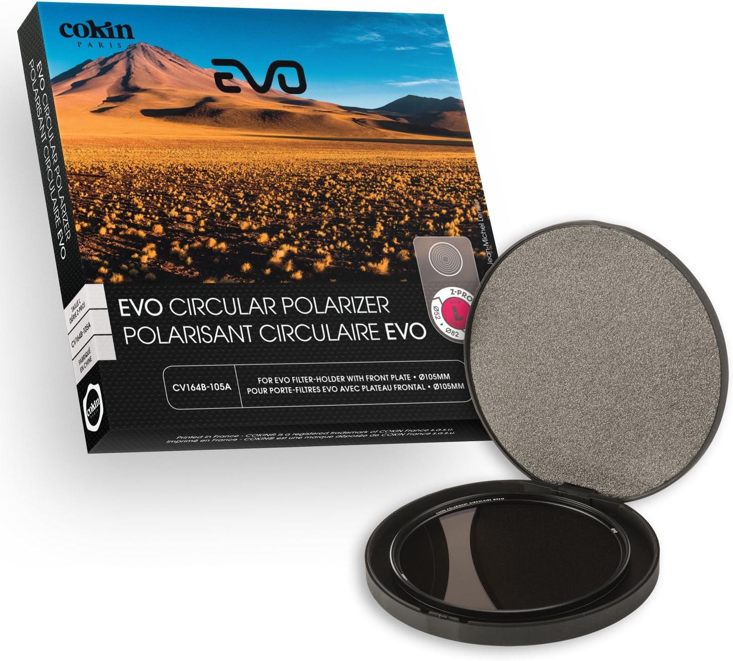 Cokin Cv164 105a Polarisationsfilter C Pl Evo 105 Mm Kamera