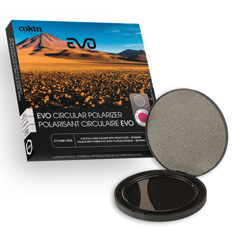 Cokin EVO Circular Polarizer 105mm for EVO Holder L (Z) - (BZE01) by Cokin