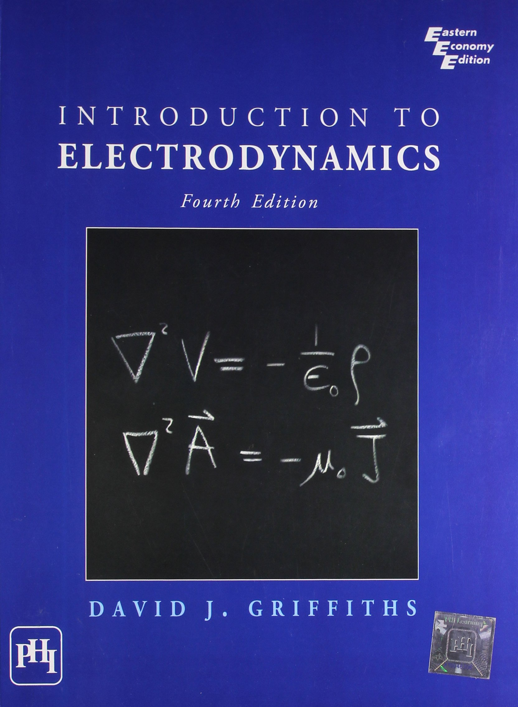 Amazon david j griffiths books biography blog audiobooks introduction to electrodynamics january 1 2012 fandeluxe Gallery