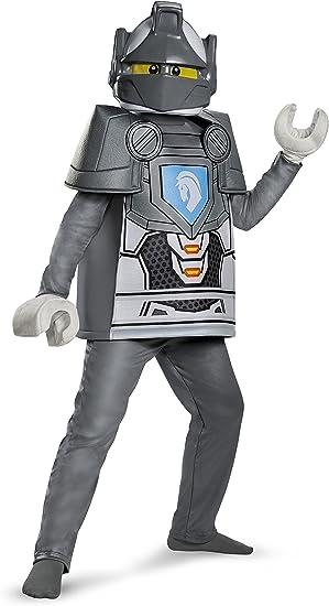 Disfraz para niños Nexo Knights Lance Deluxe de Lego: Amazon.es ...