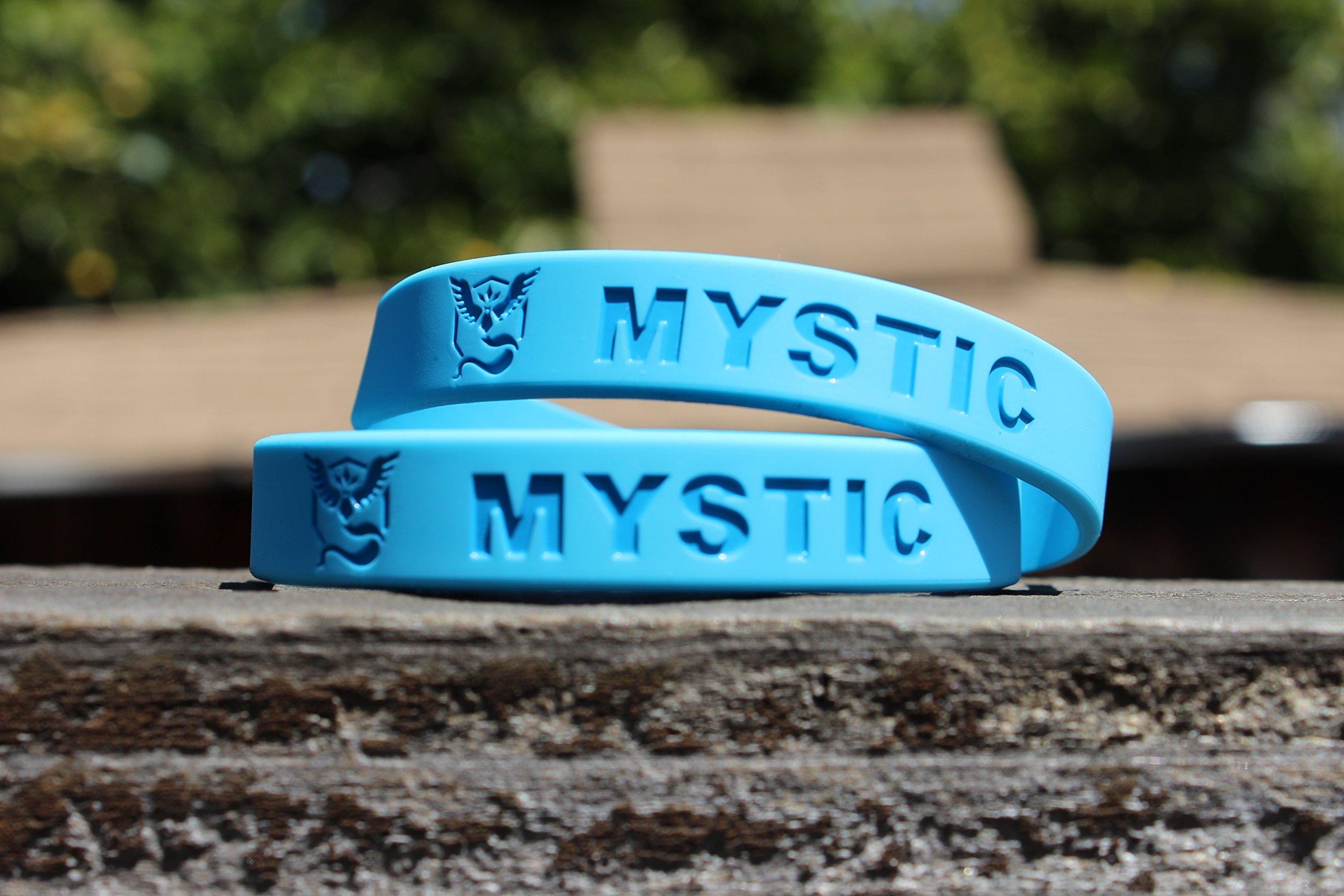 L20 Studios Team Mystic Wristbands for Pokemon Go (set of 4)