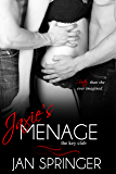 Jaxie's Menage: Romance Menage Series (The Key Club Book 6) (English Edition)