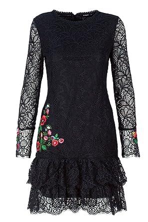 Kurzes 18wwvw97 Rq5l34ja Vest Desigual Kleid Boreal Damen sdhCtxQr