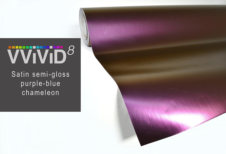 Select Cool Satin Matte Metallic Chrome Vinyl Car Wrap Sticker Film Decal ACAC