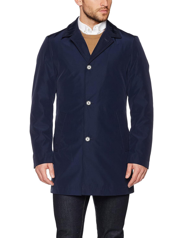 Tommy Hilfiger Tailored Herren Mantel Br-Falk-s Coat