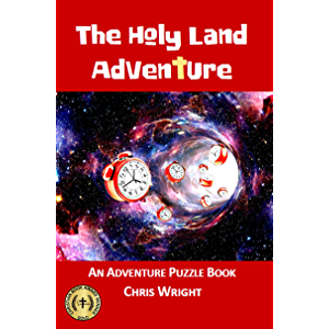 The Holy Land Adventure: An Adventure Puzzle Book