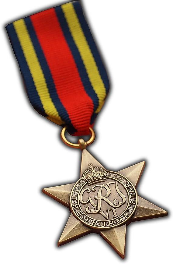 Territorial Medal GRI WWII Copy