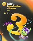 Cuaderno 3 de Lengua Castellana y L. 1º Primaria (Pauta) (Superpixépolis) - 9788426392879