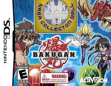 Amazon Com Bakugan Battle Brawlers Collector S Edition With Naga