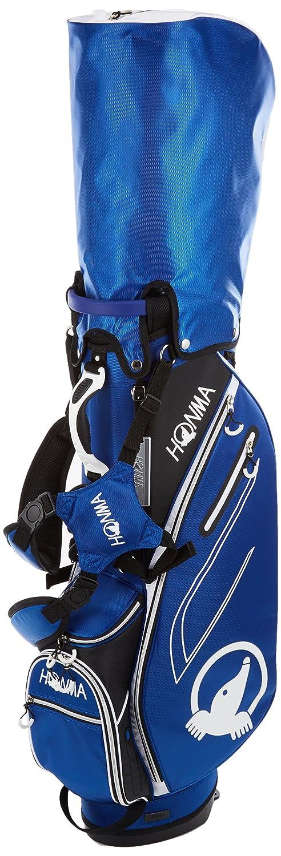 本間ゴルフ キャディーバッグ HONMA CB-1812 メンズ ブルー B07BMWKNSK