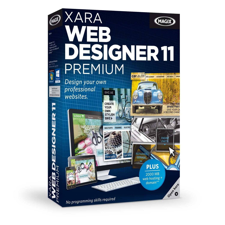 Xara Web Designer 11 Premium by MAGIX