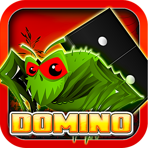 (Killer Spider Dominoes Free Hidden Bugs Cross Dominos Free for Kindle Fire HD Game Classic Original Easy Play Domino Apps Tablets Mobile Free Games)