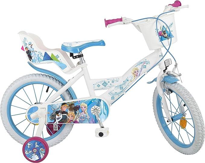 TOIMSA- Frozen Bicicleta con Pedales, 90.9 x 48.0 x 19.1 (683 ...