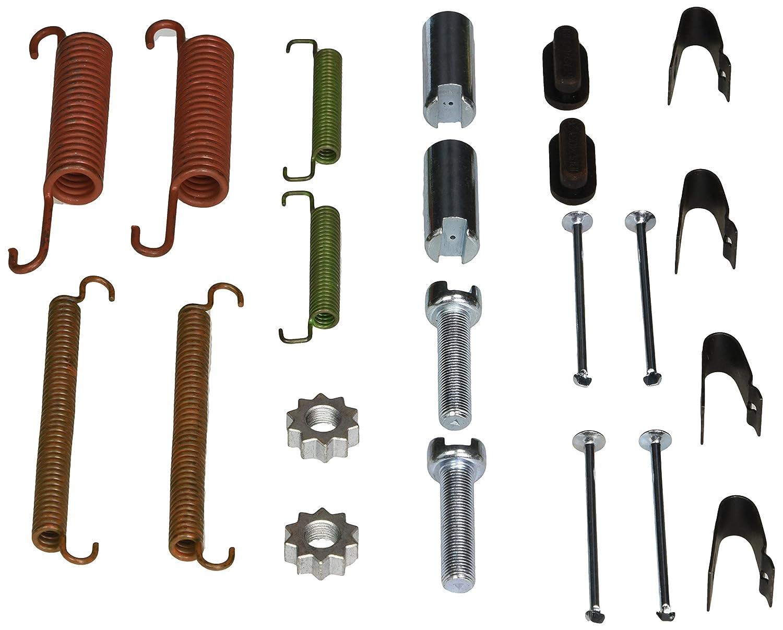 Carlson Quality Brake Parts H438 Adjusting Screw Spring Set