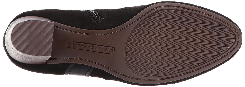 4c9f7cf19b693 Tommy Hilfiger Women s Domain Ankle Boot B071CG458J 7.5 B(M) US ...