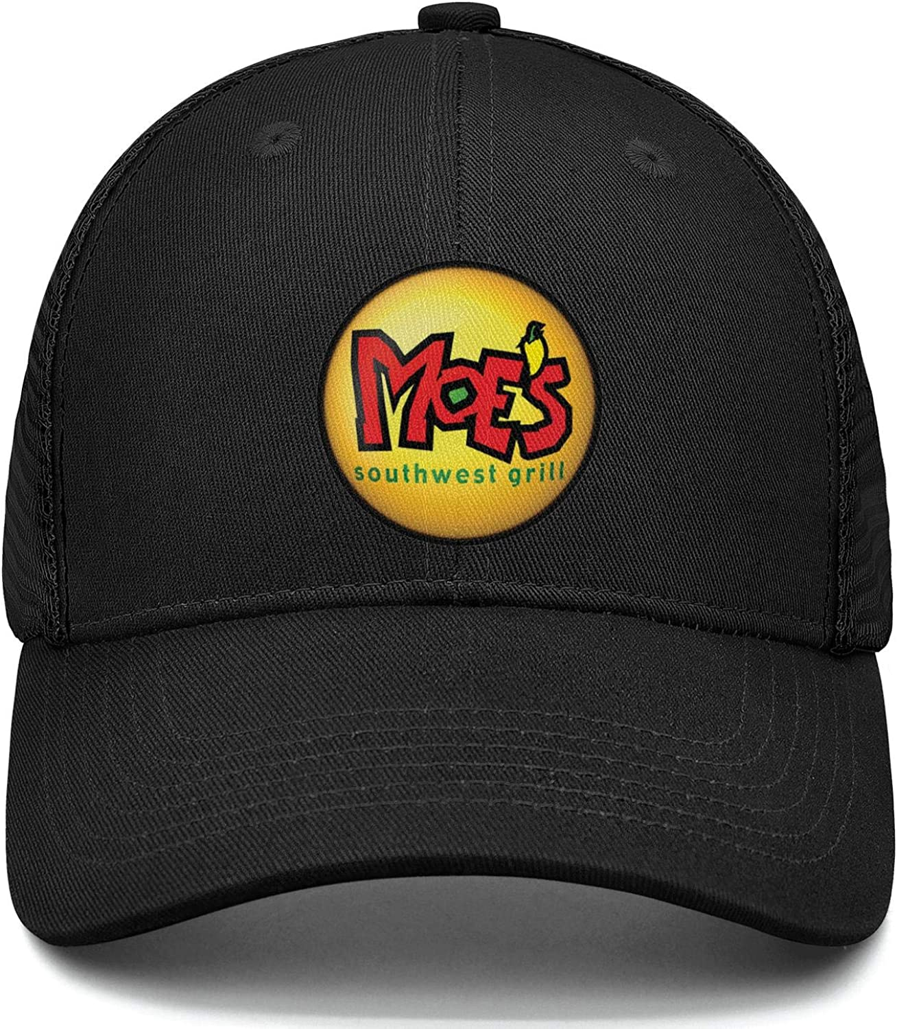WintyHC Moes Grill Cowboy Hat Dad Hat One Size Skull Cap