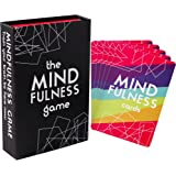 Mindfulness Therapy Games: Social Skills Game that Teaches Mindfulness for Kids, Teens and Adults | Effective for Self Care, Communication Skills | 40 Cards for Play Therapy