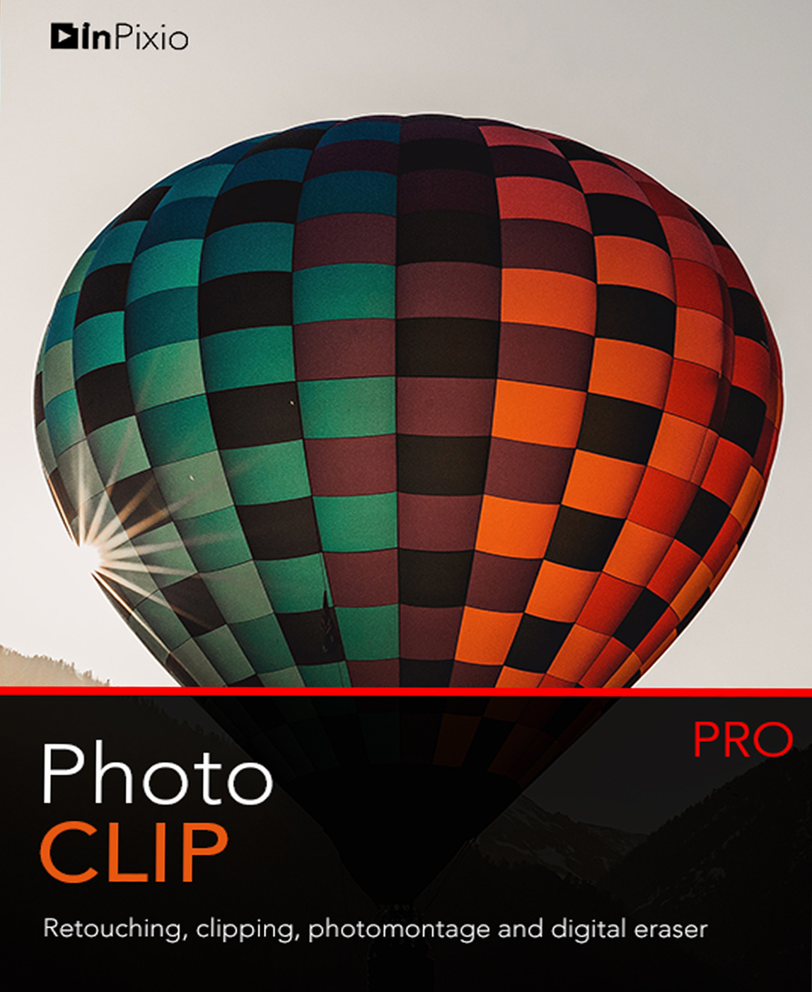 InPixio Photo Clip Professional 8 [Download] by Avanquest