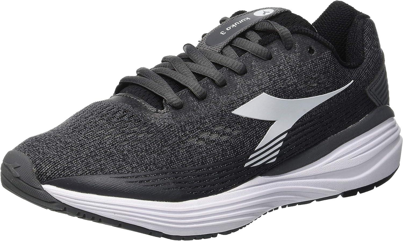 Diadora - Zapatilla de Running Kuruka 3 W para Mujer: Amazon.es: Zapatos y complementos
