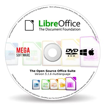 Libre Office - Una alternativa compatibile con Microsoft Office Professional, Word, Excel 2003, 2007, 2010, 2013, 2016, Office 365 Student, Home, Pro
