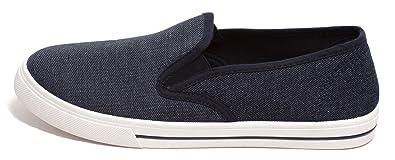 Freizeitschuhe Canvas Slipper Unisex Sneaker Zapato Herren Damen c5q34jLSAR
