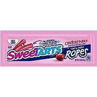 Wonka Sweetarts Soft Chewy Ropes X 24 Units, 1.22-Kilogram