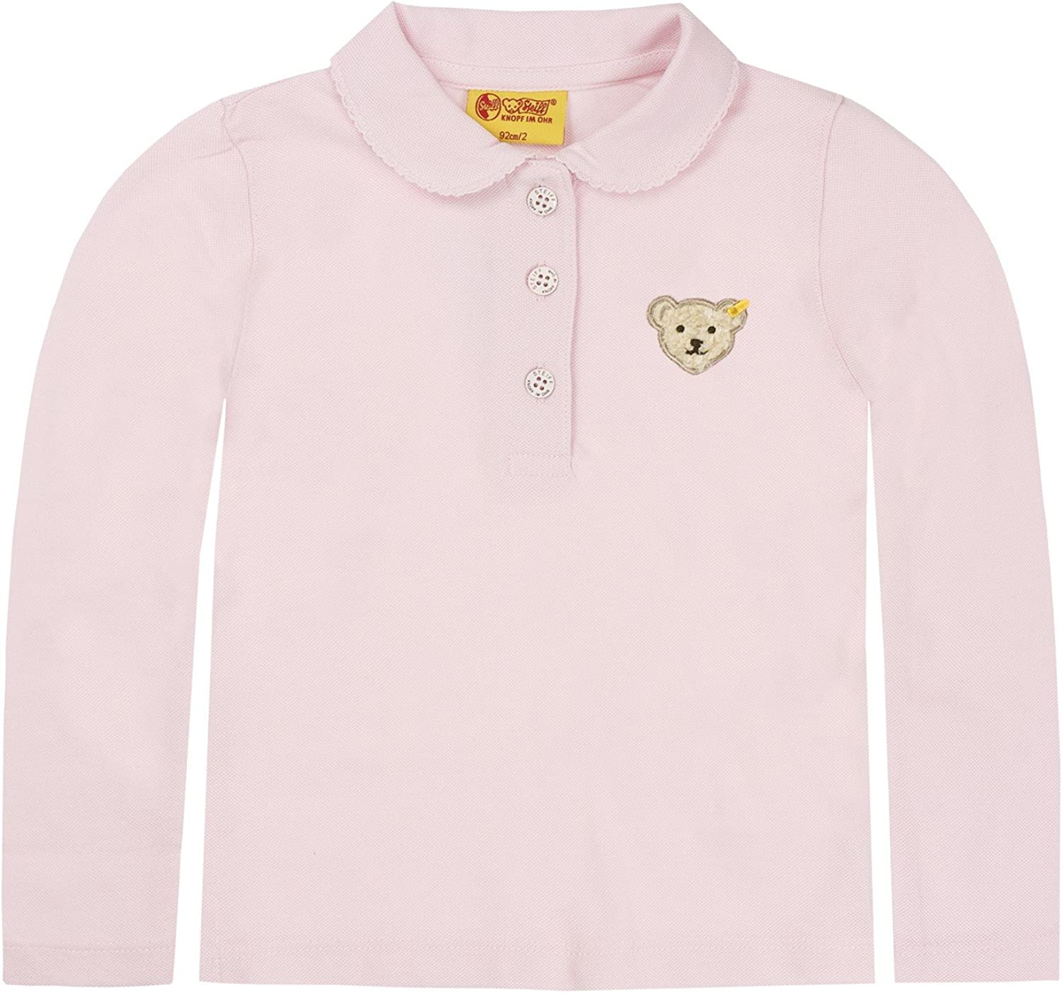 Polo Bambino Steiff 0006893 Shirt 1//1 Sleeves