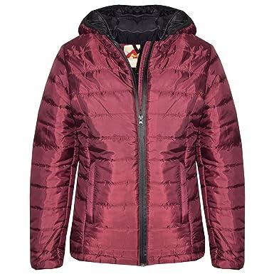 3547543f Amazon.com: A2Z 4 Kids® Boys Jackets Kids Designer Wine Foam Padded Puffa  School Warm Thick Coats 3-13Yr: Clothing