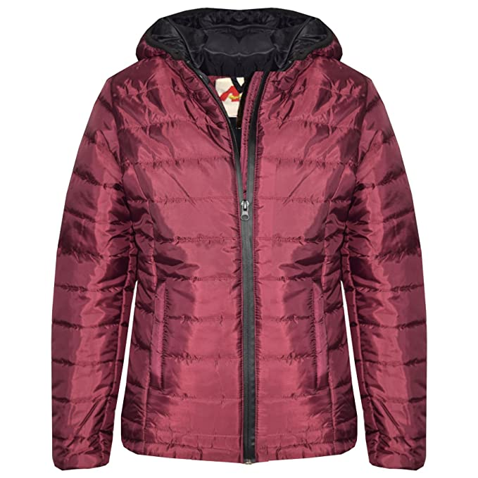 A2Z 4 Kids/® Boys Jacket Kids Designers Foam Padded Puffa School Coat Quilted Warm Thick Jackets Coats Age 3 4 5 6 7 8 9 10 11 12 13 Years