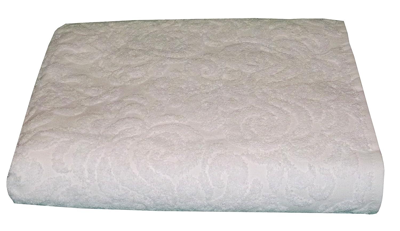 /ringarn coton Medusa Serviette Haute Qualit/é Serviette de bain 100/X 180/Avec Motif Ornament/ 100x180 cm Coton anthrazit // anthrasite /Tissage Jacquard/