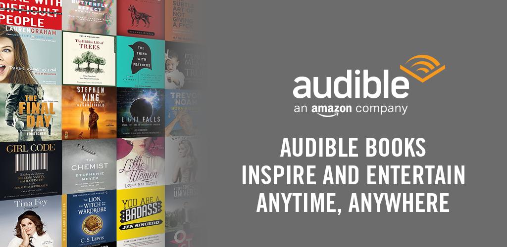 amazon prime free audible books