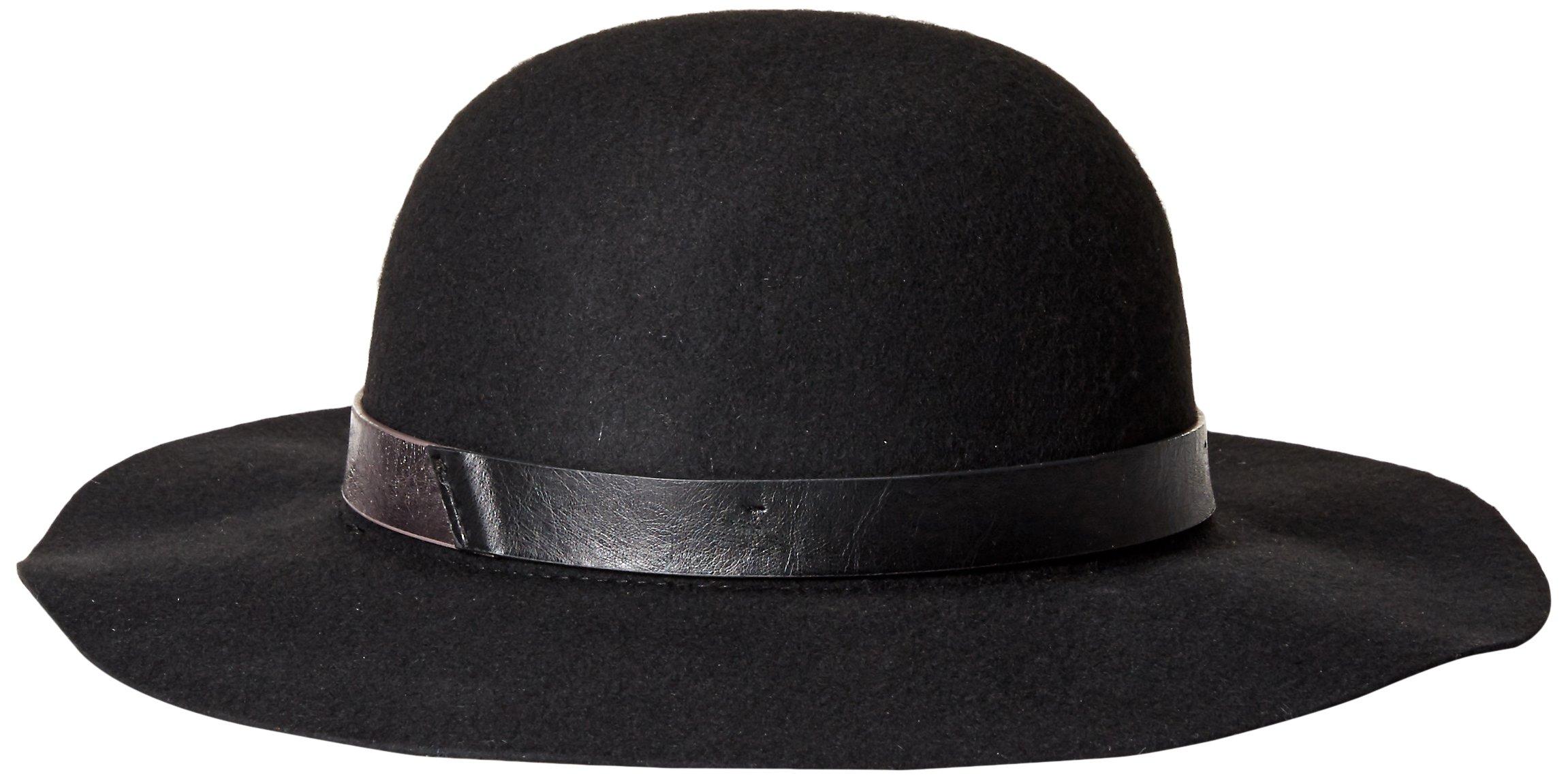 Goorin Bros. Women's Ellie Floppy Hat, Black, Large